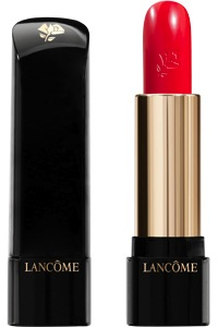 Lancome L'Absolu Rouge Lipstick in Orange Sacree