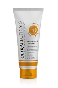 Ultraceuticals sun active SPF 50 face cream