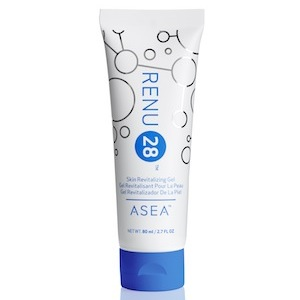 We are giving away a years supply of Renu 28 by Asea