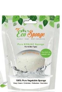Konjac Sponge by Eco Sponge