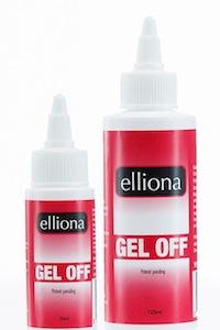 Gel Off Shellac Remover by Elliona