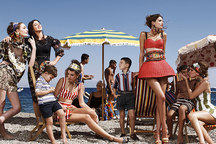 Beauticate loves: Dolce & Gabbana Spring 2013 Campaign