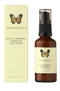 Vanessa Megan Rose and Chamomile Hydrating Face Cream