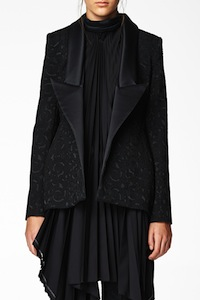 Ellery Smoke Sculpted Hourglass Jacket