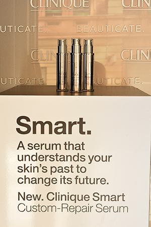 Clinique x Beauticate Smart Women Launch