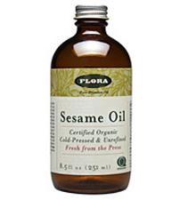 Flora Sesame Oil