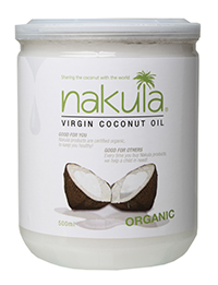 Nakula Virgin Coconut Oil