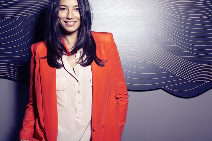 WHO: Jessica Gomes, Model