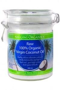 Niugini Organics Coconut Oil