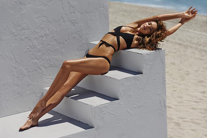 Beauticate loves Miranda Kerr for Net-a-Porter. Photo by Mariano Vivanco.