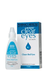 Murine Clear Eye Drops