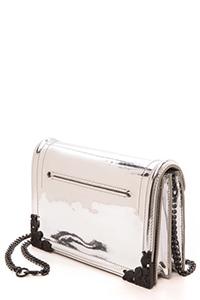 McQueen Silver Bumper Clutch
