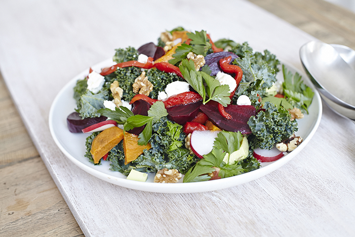 Jacqueline's superfood salad