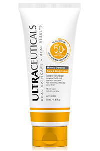Ultraceuticals SunActive SPF50+ Mineral Face & Body Lotion