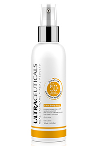 SunActive SPF 50+ Clear Body Spray