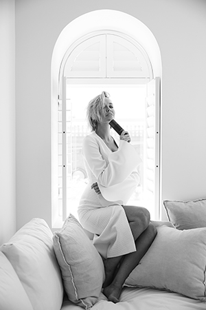 Lara has worked arduously over the past few months to create nine products for  The Base by Lara Bingle