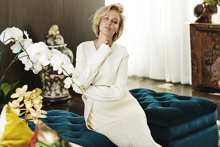 WHO: LARA BINGLE, MODEL & ENTREPRENEUR