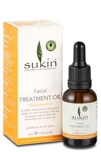 Sukin Treatment Oil