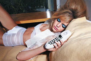 Call in backups. Beauticate loves Erin Heatherton captured by Steve Heitt via Fashion Gone Rogue.