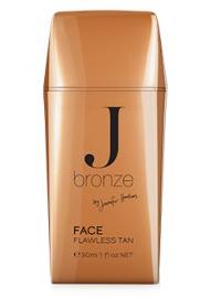 J Bronze Face Flawless Tan
