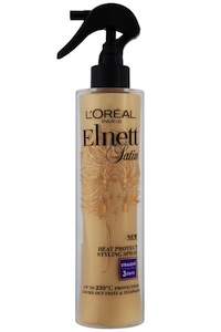 L'Oreal Elnett Satin Heat Spray