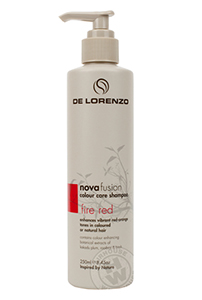 De Lorenzo Fire Red Shampoo