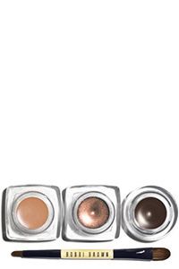 Bobbi's Chocolates Long Wear Eye Trio