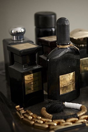 Tom Ford Black Orchid is one of Zoe's favourite fragrance