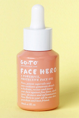 Go-To Face Hero is full of nourishing oils