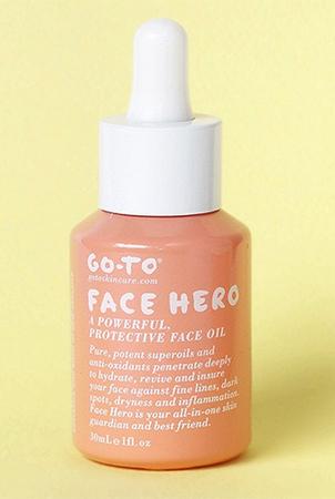Go-To Face Hero is full of nourishing oils