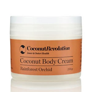 Coconut Revolution Charming Body Cream