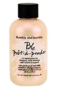 Bumble & Bumble's Prêt-à-Powder