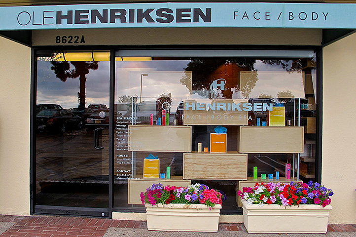 The morning after: spa treats at Ole Henriksen