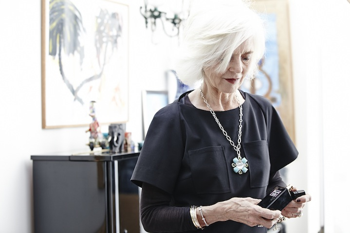 WHO: JAN LOGAN, JEWELLERY DESIGNER