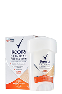 Rexona Clinical Protection Summer Strength