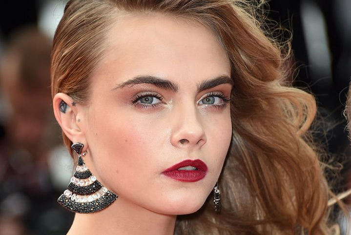 Beauticate loves Cara at the 67th Cannes Film Festival