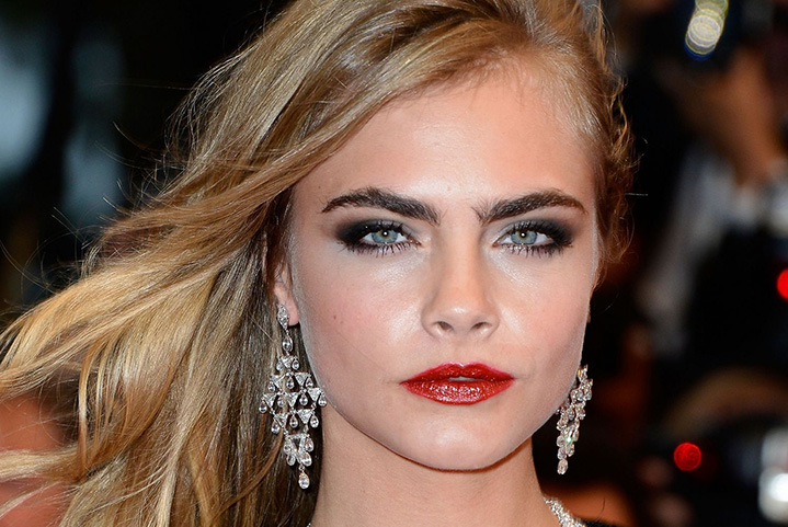 Beauticate loves Cara at the 66th Cannes Film Festival