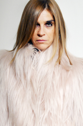 Beauty Icon:Carine Roitfeld