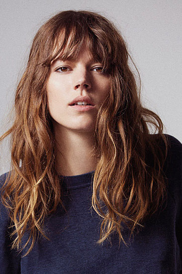 Beauty Icon: Freja Beha Erichsen