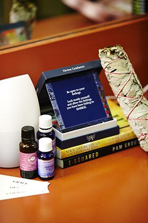 holisitic healing; pre-show essentials