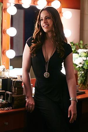brunette belle; sultry in black