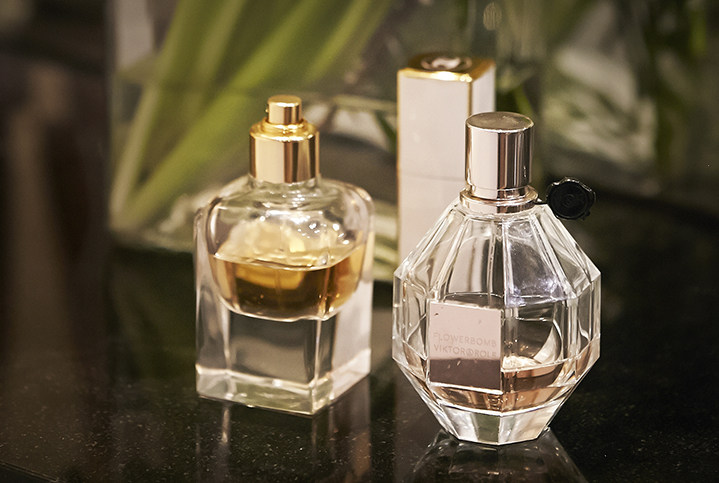 Scents of style by Hermes, Viktor & Rolf and Chanel
