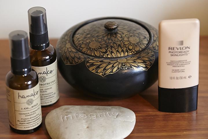 Hanako Therapies oils are Melanie's 'keep calm' secret