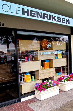 a hollywood institution: Ole Henriksen spa