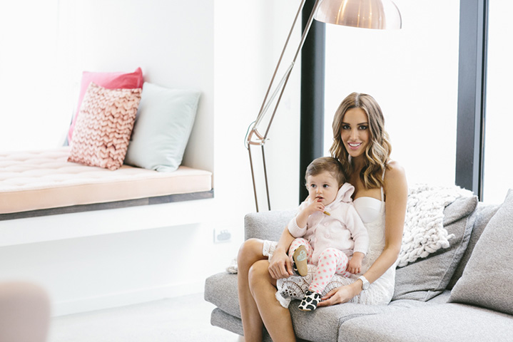WHO: Rebecca Judd, TV Presenter and Blogger