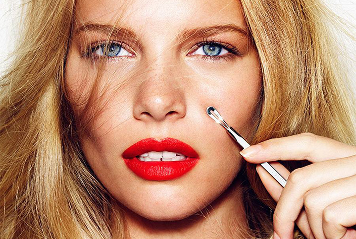 Beauticate loves...Marloes Horst by Nicolas Moore