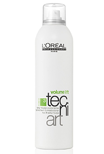L'Oreal Tech-Ni Art Volume Lift Mousse