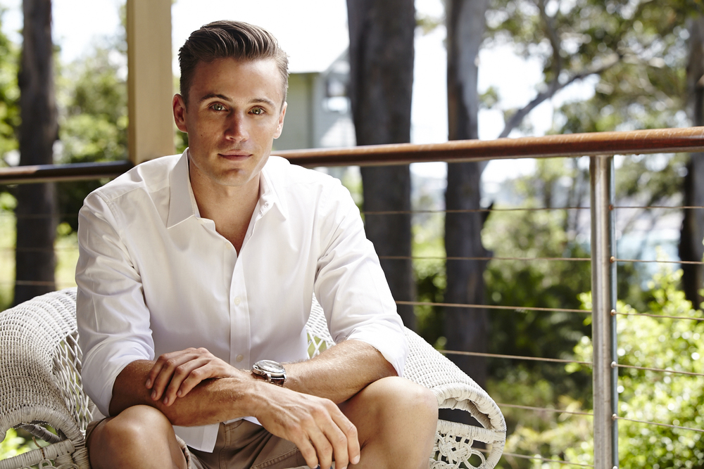 WHO: James Tobin, TV Presenter