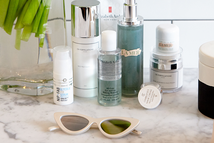 Face Savers: La Mer, Elizabeth Arden and CR Formulations