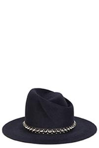 Gladys Tamez Millinery CAPRICORN HAT